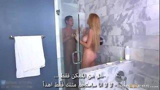 افلام نيك عائلي شاب يدخل الحمام فيجد امه تتساحق مع اخته-بورن سكس أجنبي