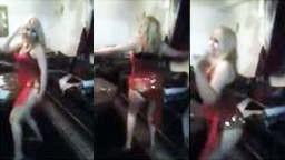 مقطع بورن سكسي مصري مومس من المنصورة ترقص لزبون على اغنية اه يادنيا مقاطع بورن سكسيه مصريه-بورن سكس عربي