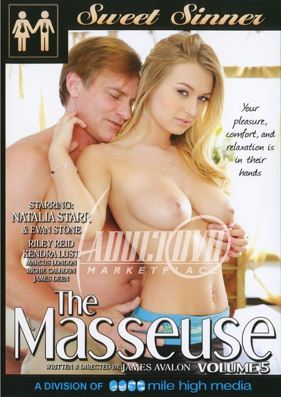 فيلم البورن سكس المميز The Masseuse 5- بورن سكس أجنبي