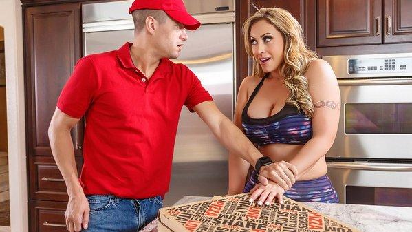 بورن سكس برازر نياكة ساخنة بطعم البيتزا ZZ Pizza Party: Part 1-بورن سكس جودة عالية