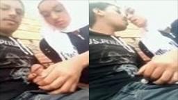 بورن سكس مصري طالب ثانوي يخلي زميلته تلعب في زبره وخايفين قوي-بورن سكس مصري